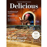Delicious - Jubilee magazine for gourmets