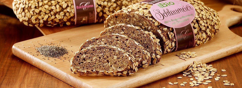 Chia-Schlaumeier-Brot