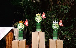 Green Smiley Award