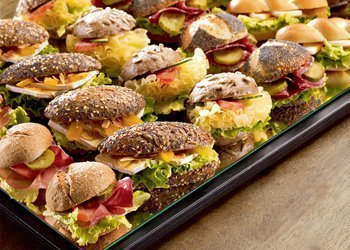Appetiser Sandwiches