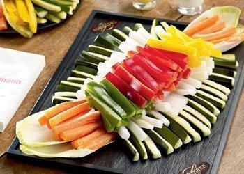 Vegetable & Dip Platters