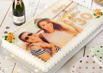 Photo cakes Maxi
