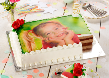 Photo cakes Standard