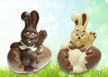 Lucky bunnies