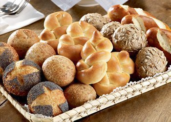 Mini Bread Rolls