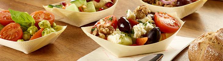 Mini Salate & Menüs