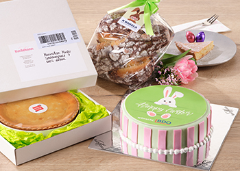 Easter cakes & tarts