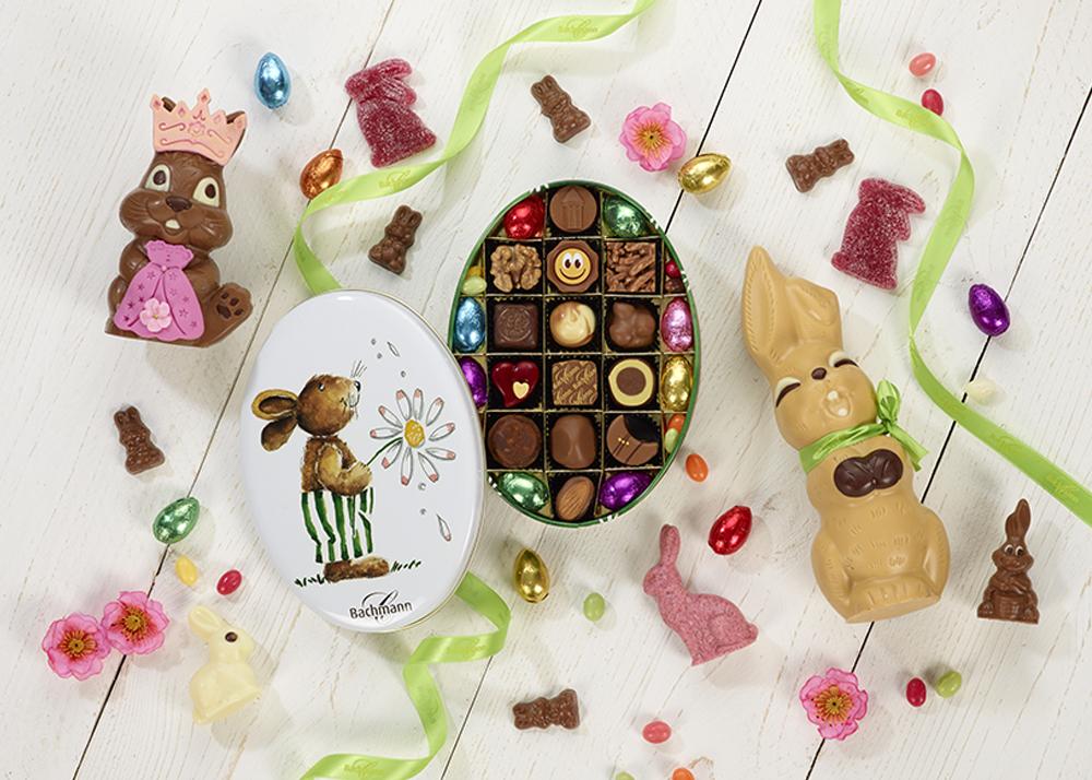 Easter pralinés