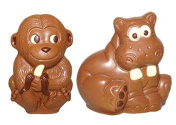 Schokoladen Figuren