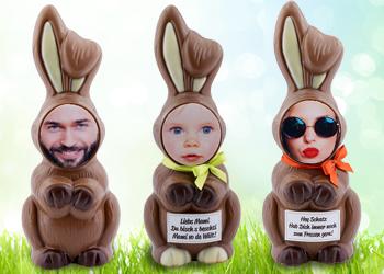 Face-Bunnys