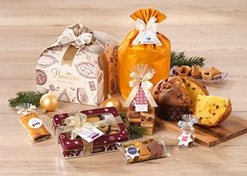 Weihnachtskonfekt & Panettone