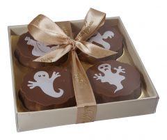 4er Halloween Grüessli Schokolade