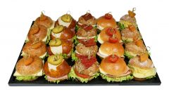Appetiser Rolls Rectangle