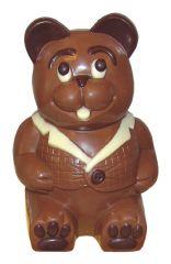 Bär aus Schokolade