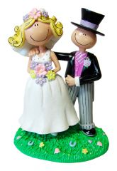 Brautpaar Smile