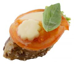 Bruschetta Tomaten-Mozzarella