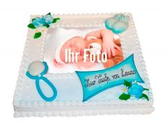 Baptism Cake Picture