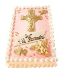 Communion Cake Cross
