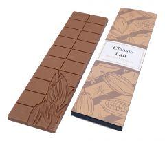 Schokoladen Tafel Milchschokolade