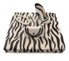 Cake Zebra Pattern
