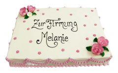 Kommunion Torte Elegance