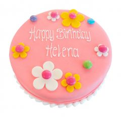 Cake Bella flowers