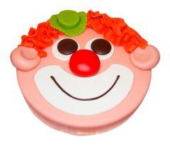 Kindergeburtstagstorte Clown