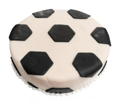 Kindergeburtstagstorte Fussball