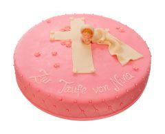 Baptism Child to be Baptised Pink