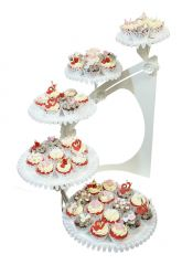 Cupcake Rondelle