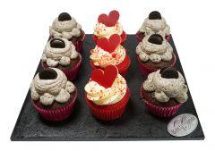Cupcakes 9er
