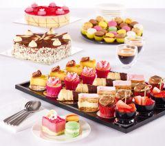 Dessertbuffet für 24 Personen
