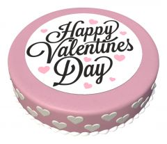 Versandtorte Happy Valentine's Day
