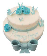 Duo-Torte Firmung