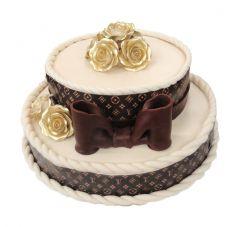 Duo-Torte Luxus