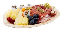 Meat & Cheese Platter Round
