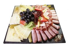 Meat & Cheese Platter Square