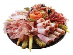 Meat Platter Round