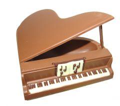 Flügel aus Schokolade