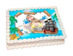 Photo Cake Sailor