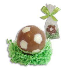 Fussball aus Schokolade 12cm