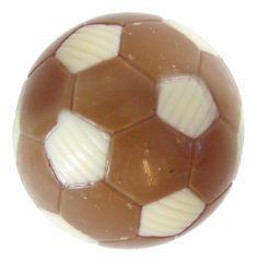 Fussball aus Schokolade