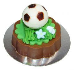 Fussball Grüessli Schokolade