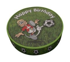 Shipping Cake Soccer Player