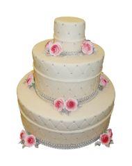 Hochzeitstorte Violetta