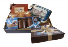 Geschenkbox Edelweiss