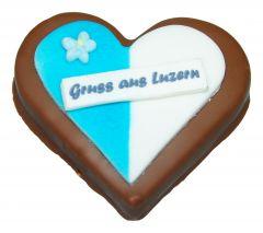 Gianduja Herz Luzern