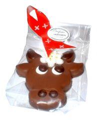 Gianduja Schokoladen Kuh