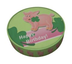 Shipping Cake Lucky Pig