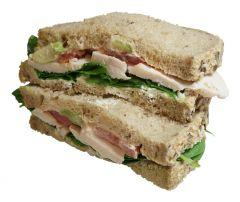 Gourmet Sandwich Chicken Avocado